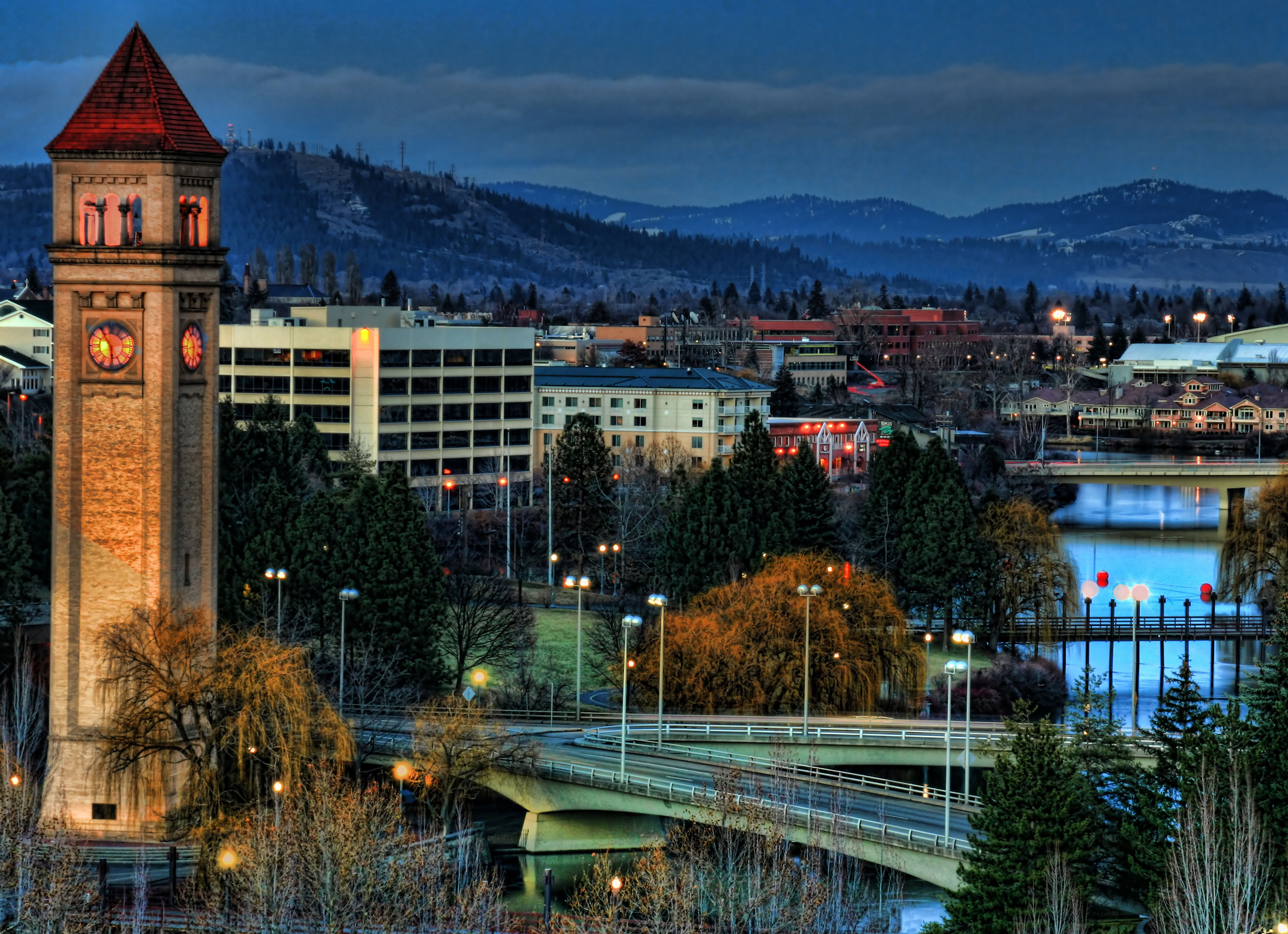 Spokane is a great retirement option if you live in the Pacific Northwest
