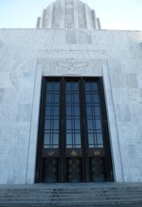 Oregon State Capitol (1938, Francis Keally, Trowbridge & Livingston)