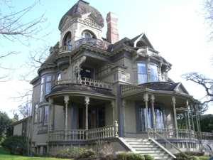 Gamwell House (Longstaff & Black, 1890), Bellingham, WA. Photo by B. Niederer.