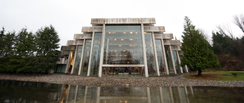 Museum of Anthropology, University of British Columbia, Vancouver, Canada. Photo copyright Alana Couch.