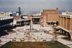 Centennial Square, Victoria, B.C., 1965